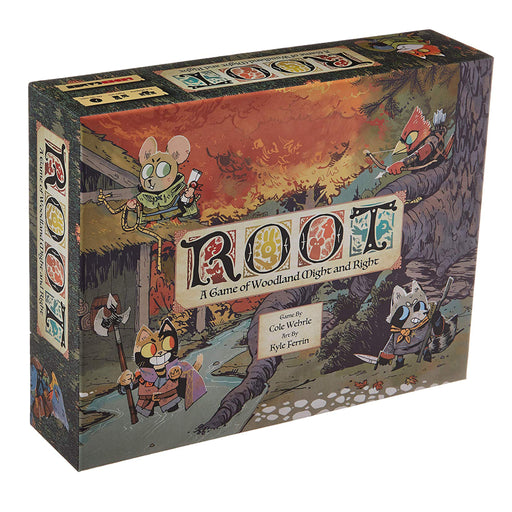 Root: A Game of Woodland Might and Right Board Game
