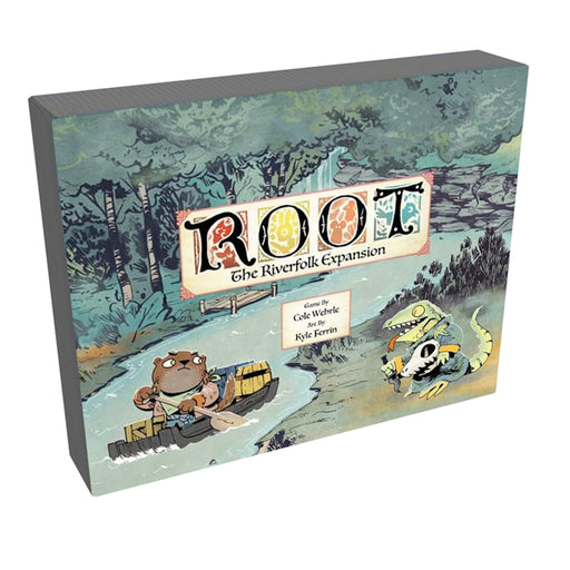 Root: Riverfolk Board Game Expansion