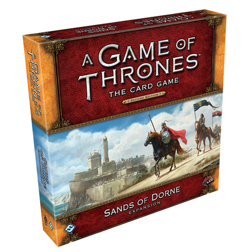 Sands of Dorne Expansion