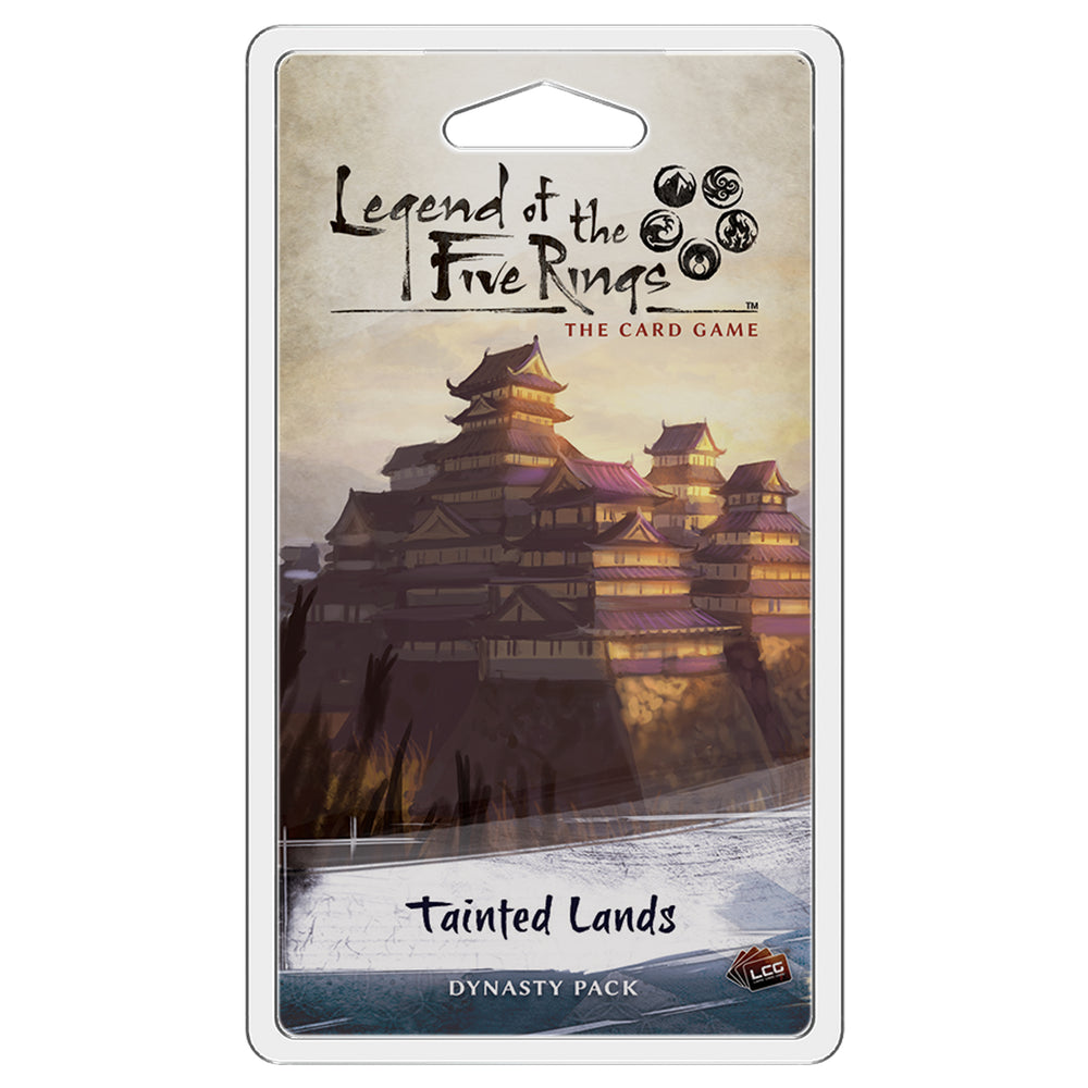 Tainted Lands Dynasty Pack