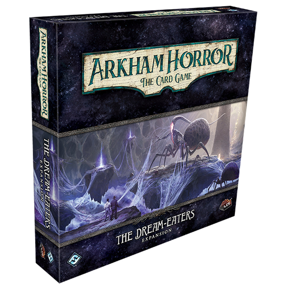 The Dream-Eaters Expansion for Arkham Horror: the Card Game