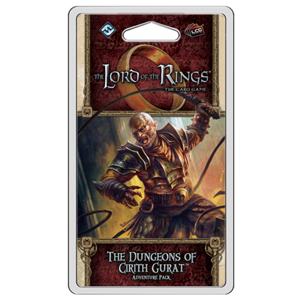 The Dungeons of Cirith Gurat Adventure Pack