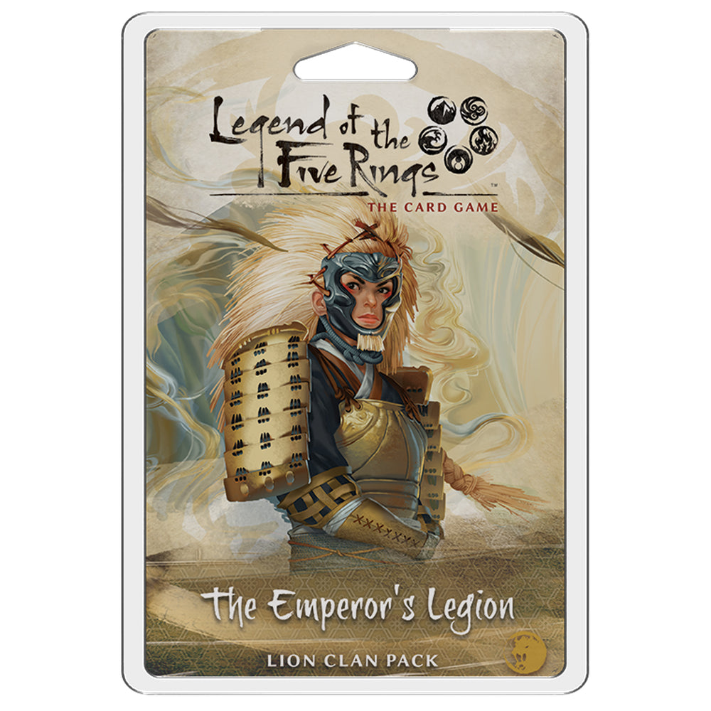 The Emperor's Legion Lion Clan Pack