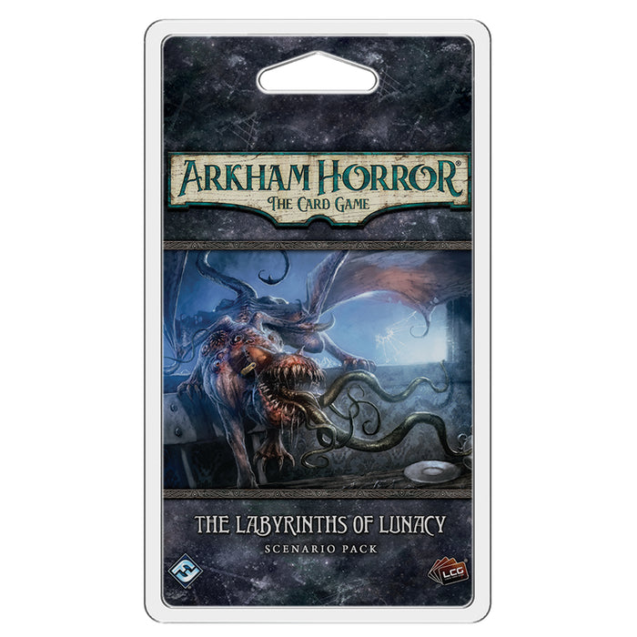 The Labyrinths of Lunacy Scenario Pack