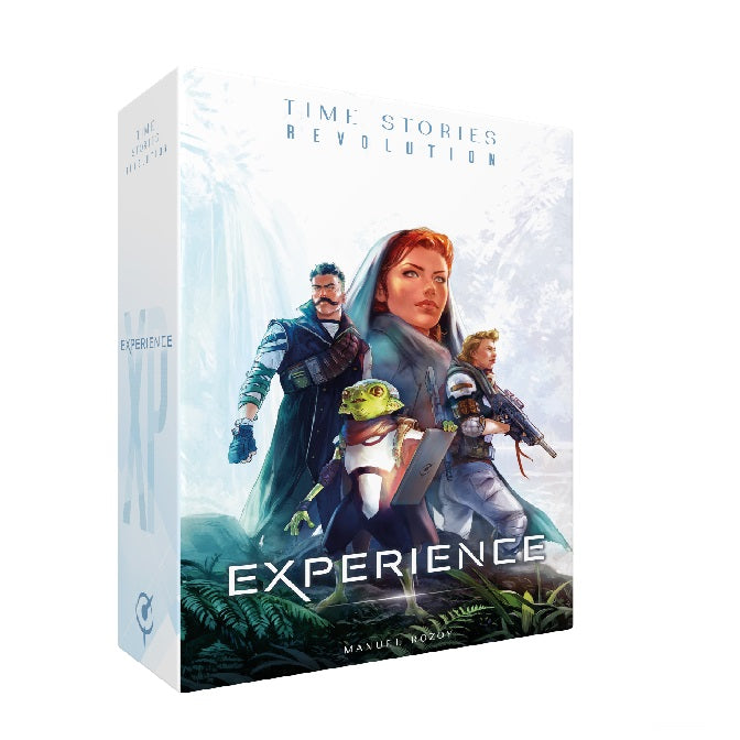 TIME Stories Revolution Experience Board Game expansion