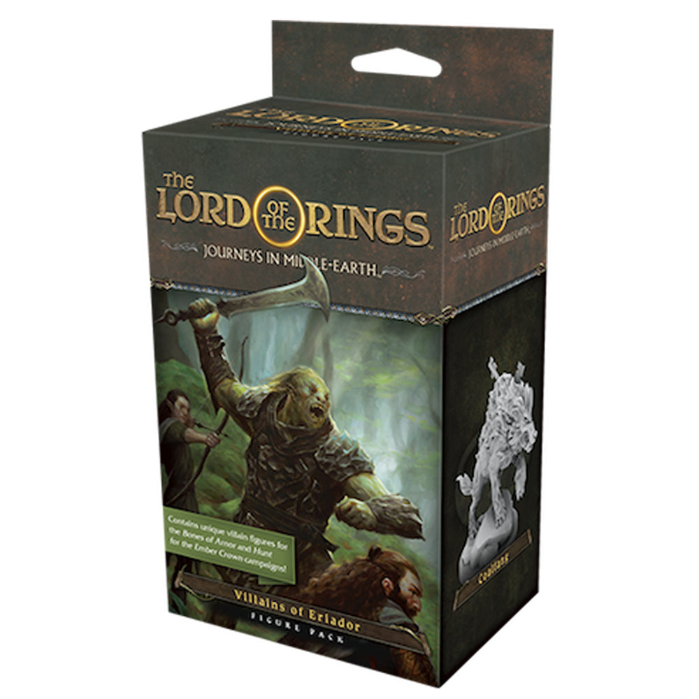 Villains of Eriador Figure Pack