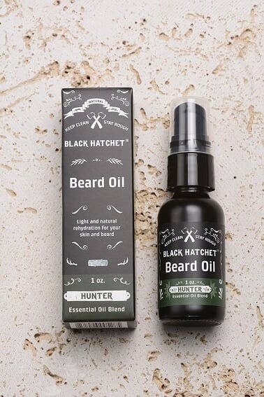 Hunter Beard Oil