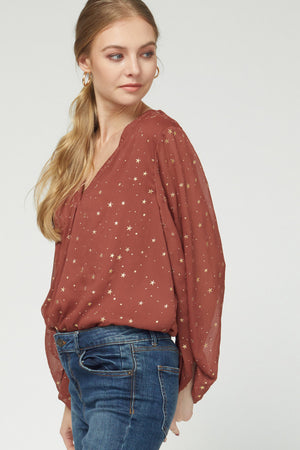 Autumn Blouse