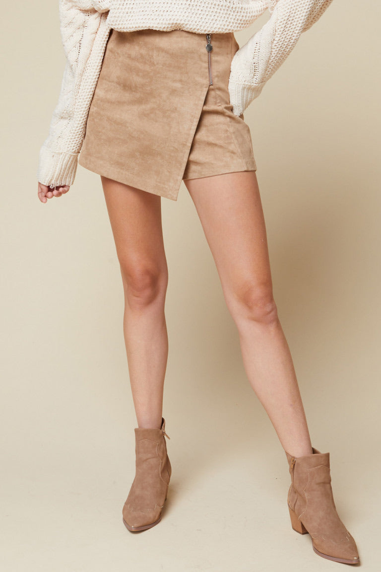 Walk This Way Skort