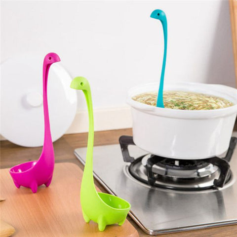 Tablespoon Avec Monstre Du Loch Ness Design