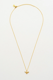 Estella Bartlett-Gold Plated Bee Necklace | Eve & Ranshaw