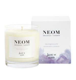 Neom-1 Wick Tranquility Scented Candle | Eve & Ranshaw