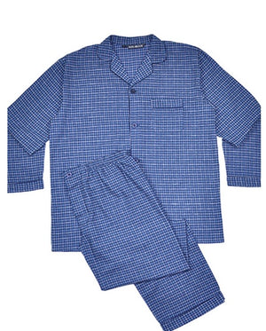 Rael Brook-Brushed Cotton Pyjamas | Eve & Ranshaw
