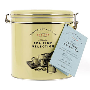 Cartwright & Butler-Tea Time Selection Tin | Eve & Ranshaw