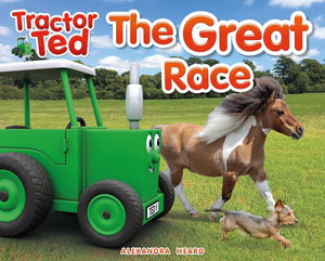 Tractor Ted-The Great Race Story Book | Eve & Ranshaw