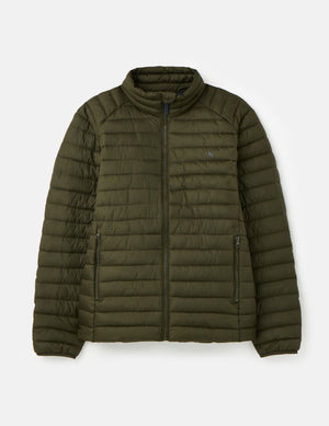 Joules-Go To Padded Jacket Olive | Eve & Ranshaw