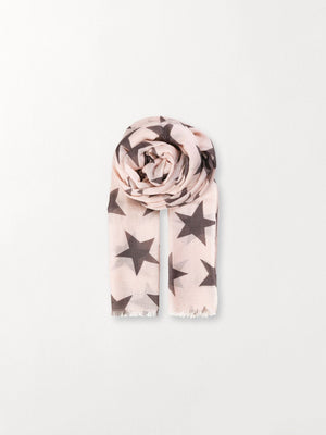 Beck Söndergaard-Supersize Nova Scarf Rose Dust | Eve & Ranshaw