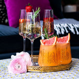 Sara Miller-Wine Glasses (Set Of 4) | Eve & Ranshaw