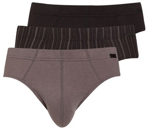 Jockey-Cotton+Briefs 3 Pack | Eve & Ranshaw