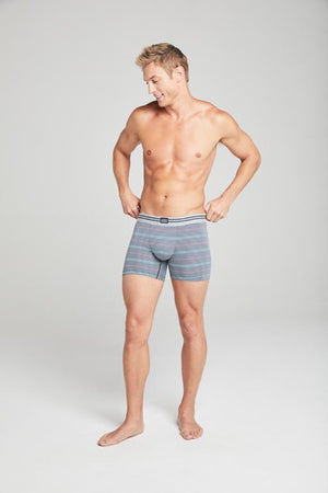 Jockey-Cotton Stretch Boxer Trunk 3 Pack