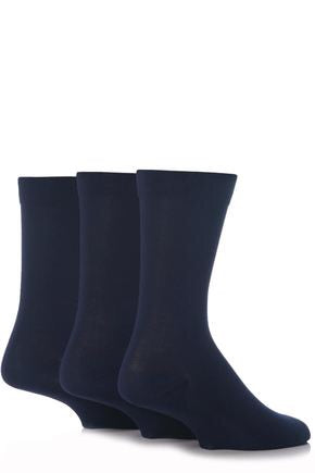 Sockshop-3 Pack Gentle Bamboo Socks | Eve & Ranshaw