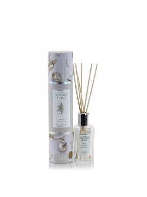 Ashleigh & Burwood-Scented Home 150ml diffuser, White Christmas | Eve & Ranshaw