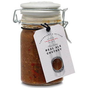 Cartwright & Butler-Real Ale Chutney | Eve & Ranshaw