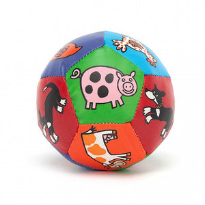 Jellycat-Farm Tails Boing Ball | Eve & Ranshaw