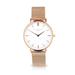 Elie Beaumont-Oxford Small Mesh Watch | Eve & Ranshaw