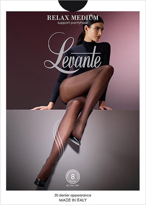 Levante-Relax Medium Tights 30 Denier | Eve & Ranshaw