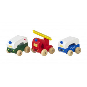 Orange Tree Toys-First Emergency Vehicles | Eve & Ranshaw