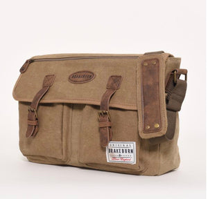 Brakeburn-Messenger Bag | Eve & Ranshaw