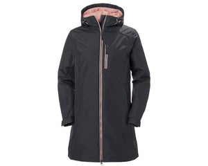 Helly Hansen-Long Belfast Winter Jacket, Ebony | Eve & Ranshaw