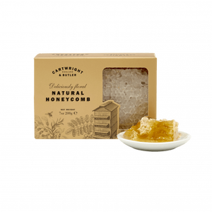 Cartwright & Butler-Natural Honeycomb 200g | Eve & Ranshaw
