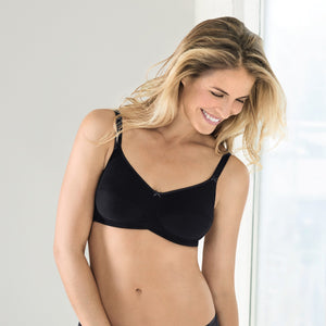 Anita-Care Allie Bra Black | Eve & Ranshaw