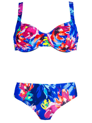 Naturana-Floral Under Wired Bikini | Eve & Ranshaw