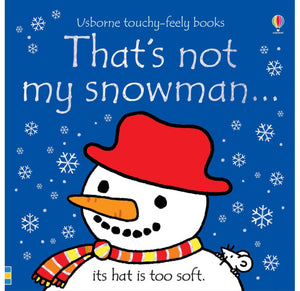 Allsorted-That's Not My Snowman | Eve & Ranshaw