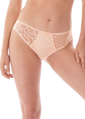 Fantasie-Ana Brief Blush | Eve & Ranshaw
