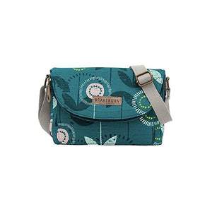 Brakeburn-Teal Olivia Roo Pouch | Eve & Ranshaw