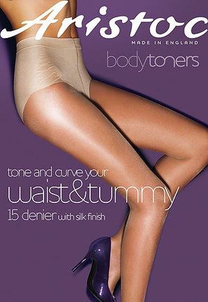 Aristoc-Bodytoners Waist And Tummy Toner 15 Denier | Eve & Ranshaw