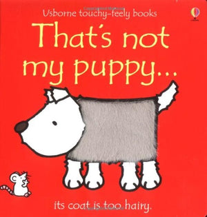 Allsorted-That's Not My Puppy Board Book | Eve & Ranshaw