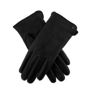 Dents-Ladies Leather Gloves With Dents Stud | Eve & Ranshaw
