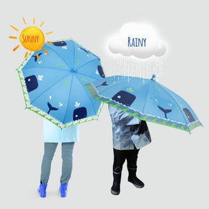 Ziggle-Children's Colour Change Umbrella | Eve & Ranshaw