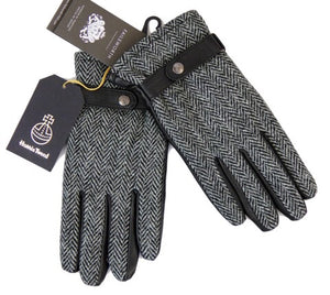Failsworth-Harris Tweed Gloves | Eve & Ranshaw