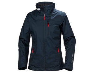 Helly Hansen-Crew Midlayer Jacket, Navy | Eve & Ranshaw