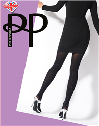 Pretty Polly-One Size Printed Backseam Tights | Eve & Ranshaw