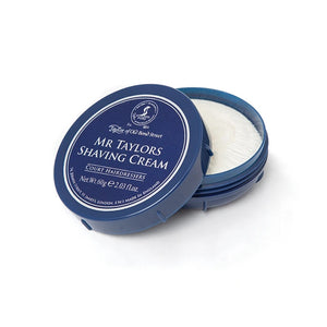Taylor of Old Bond Street - Mr Taylor's Shaving Cream - 150g | Eve & Ranshaw