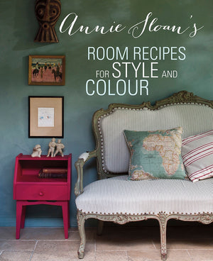 Annie Sloan-Room Recipes For Style & Colour Book | Eve & Ranshaw