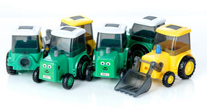 Tractor Ted-Sharpeners | Eve & Ranshaw
