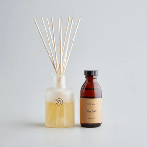 St Eval-Reed Diffuser Sea Salt | Eve & Ranshaw